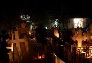 De ce se aprind focurile in cimitire in Joia Mare