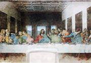 Iisus ar fi luat Cina cea de taina miercuri, nu in Joia Mare. Misterul Ultimei Cine