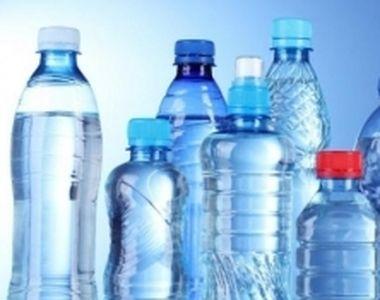 Proiect de lege: Apa imbuteliata din magazine, testata obligatoriu cu trei zile inainte...