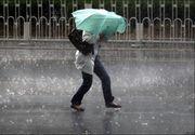 Informare ANM de ploi si vreme rece pentru urmatoarele trei zile. Care sunt zonele vizate