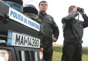 21 de migranti din Libia, Irak, Afganistan si Pakistan, prinsi cand incercau sa intre ilegal in Romania