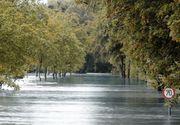 Douasprezece judete din sudul tarii, sub avertizare cod galben de inundatii
