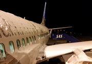 Traficul aerian pe Aeroportul International Cluj, afectat de ninsoare. Sase curse au intarzieri chiar si de peste doua ore