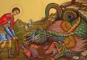Sarbatoare mare astazi! Ortodocsii il sarbatoresc duminica pe Sfantul Mare Mucenic Gheorghe, purtatorul de biruinta. Credinte si superstitii