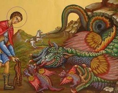 Sarbatoare mare astazi! Ortodocsii il sarbatoresc duminica pe Sfantul Mare Mucenic...