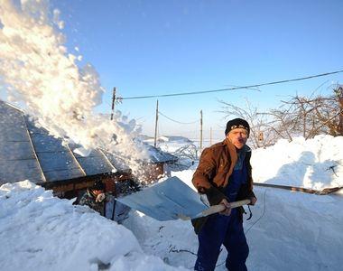 39 de localitati din Galati, in continuare fara curent electric din cauza viscolului si...