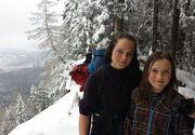 Sora alpinistei decedate in Muntii Retezat a scapat dintr-o avalansa in 2010, in Muntii Fagaras