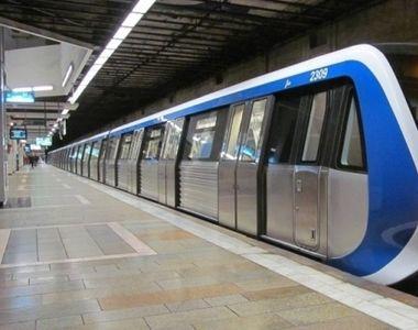 Metrorex va deschide miercuri trei cai de acces la statiile Republica, Titan si Nicolae...