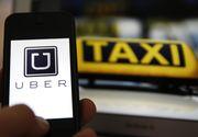 """Scandalul ia amploare. Replica Uber pentru taximetristi: """"Serviciile noastre sunt 100% fiscalizate. Uber are o subsidiara inregistrata in Romania, platind taxe la bugetul de stat"""""""