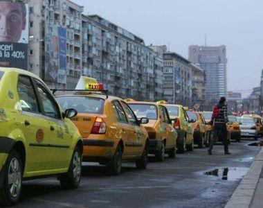 Veste proasta pentru taximetristi. Daca vor sa isi continuie activitatea, vor trebui sa...
