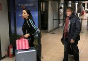 Ilie Nastase, in centrul unui nou scandal. A tras-o de par pe sotia lui, Brigitte Sfat, in timp ce se aflau in aeroport