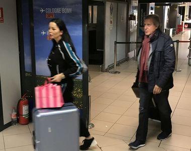Ilie Nastase, in centrul unui nou scandal. A tras-o de par pe sotia lui, Brigitte Sfat,...
