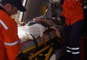 Barbat injunghiat in parcarea unui club din Mamaia; politistii il cauta pe agresor
