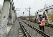 """Adolescentul electrocutat pe podul de cale ferata din zona Parcului Herastrau a murit la Spitalul """"Grigore Alexandrescu"""""""