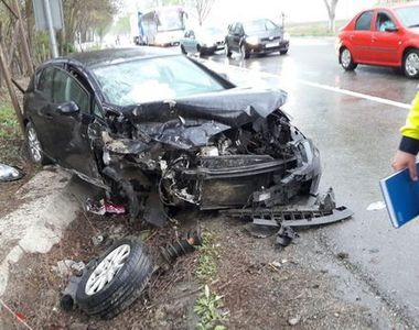 """Judecatoarea Geanina Terceanu, implicata intr-un accident grav: """"Normal trebuia sa..."""
