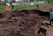 "Satul ""cutremurelor"" din Galati risca sa fie ingropat sub un deal. Ce s-a intamplat. Satenii sunt ingroziti: ""Mi-e frica sa dorm si pe pat, ca ma duc cu totul"""