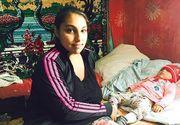 A nascut prima oara o fetita la 13 ani, iar acum asteapta cel de-al doilea copil! Afla povestea Oanei, o minora din Timis, care a devenit mama prea devreme