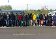 Cetateni din Irak, Pakistan si India, prinsi cand incercau sa iasa ilegal din Romania