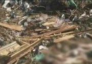 Ancheta in Craiova, dupa ce doi tineri au descoperit un cadavru aruncat printre gunoaie cu tot cu sicriu