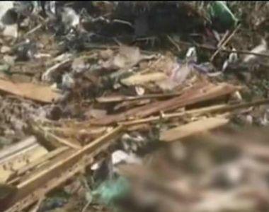 Ancheta in Craiova, dupa ce doi tineri au descoperit un cadavru aruncat printre gunoaie...