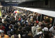 Panica la metrou, in aceasta dimineata! Calatorii au ramas blocati intre Piata Unirii si Universitate mai bine de jumatate de ora