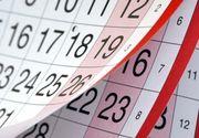 Minivacanta de cinci zile pentru romani, in iunie