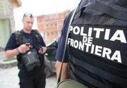 Politist de frontiera din Vaslui, arestat preventiv dupa ce, anul trecut, ar fi dat foc la un lan de 25 de hectare de cereale