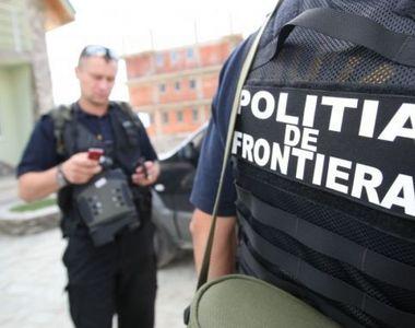 Politist de frontiera din Vaslui, arestat preventiv dupa ce, anul trecut, ar fi dat foc...