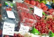 Taranii din piete isi mint clientii in fata: Legumele si fructele sunt suta la suta romanesti si de maxima calitate, motiv pentru care preturile sunt exorbitante