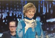 "Mariana Mihut, premiul pentru intreaga cariera la Gala UNITER. ""M-am simtit ca Marilyn Monroe!"" Cum arata la 74 de ani actrita, sotia lui Victor Rebengiuc!"