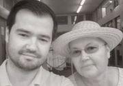 Laurentiu Duta, devastat dupa moartea mamei lui! Artistul si-a condus astazi parintele pe ultimul drum