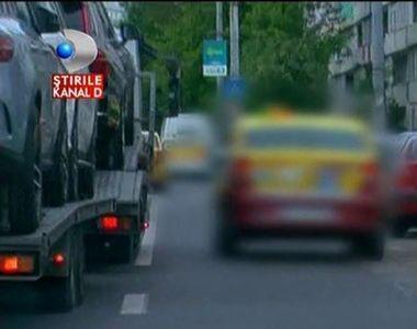 Cum reactioneaza taximetristii din Bucuresti daca uiti un telefon la ei in masina....