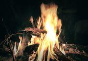 Trei persoane de etnie roma au ars intr-un incendiu provocat intentionat la Roma - Ce anunt a facut Ministerul Afacerilor Interne