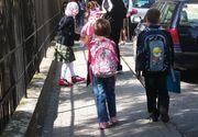 Trei copii din Tulcea care au plecat de la scoala si nu au mai ajuns acasa, gasiti teferi de politisti dupa cateva ore de cautari