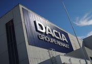 Dacia: O parte a activitatii de productie a fost afectata de disfunctionalitati ale sistemelor informatice