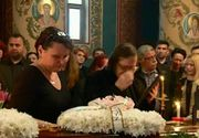 Momente tulburatoare la inmormantarea romancei ucise in atentatul terorist de la Londra. Ambasadorul Marii Britanii in Romania, prezent la funeralii