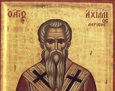 Sarbatoare in calendarul crestin-ortodox. Ce sfant sarbatorim astazi