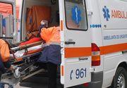 Un barbat din Dambovita a murit dupa ce s-a aruncat de pe un bloc cu 10 etaje, dupa 4 ore de negocieri cu fortele de ordine