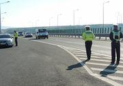Trafic restrictionat din cauza unor lucrari pe autostrada A1 Bucuresti-Pitesti