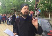 """Un preot din Botosani i-a amenintat pe credinciosii din parohie. Motivul e halucinant: """"Nu arunci cardul, nu te impartasesc"""""""