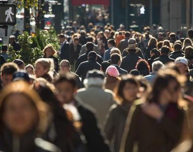 INS: Estimam o scadere de 2 milioane a populatiei Romaniei din 2007 pana in prezent,...