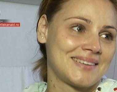 La 22 de saptamani de sarcina, medicii i-au spus ca placenta i-a penetrat peretele...
