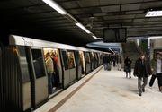 Metrorex: Statiile Pipera, Brancoveanu, Aurel Vlaicu, Piata Victoriei 2, printre cele inchise pentru modernizare