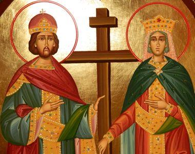 Ce sa nu faci niciodata pe 21 mai, de Sfintii Constantin si Elena - E pacat mare si vei...
