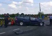 UPDATE Accident terifiant in Satu Mare. Un copil de un an si patru luni a murit, iar tatal lui a decedat la scurt timp - Mama bebelusului mort e in stare grava