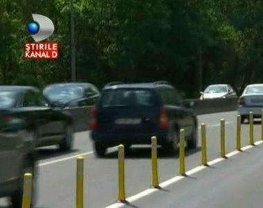 """Haos in Bucuresti dupa inaugurarea benzilor unice pentru autobuze. """"Rade lumea de..."""