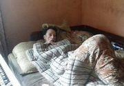 A ajuns o mana de oase dupa ce o boala grava a tintuit-o la pat. O femeie din Brasov duce o viata de cosmar, iar statul i-a sistat pensia de invaliditate