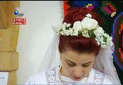 Mai exista asa ceva? Uite cum arata o nunta traditionala cu miri imbracati in straie populare. Maramuresenii ne arata ca traditiile inca se pastreaza pe la noi