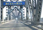 Traficul pe Podul Giurgiu-Ruse, oprit temporar marti