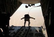 Tragedie la Clinceni! Un parasutist militar a murit in timpul unui exercitiu pe Aerodrom - Cristinel Jianu a lasat in urma un copil si o sotie indurerata